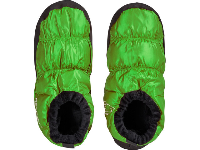 Y by Nordisk Mos Down Slippers, groen